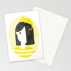 Chamaleon my pet Stationery Cards