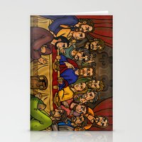 JC: The Last Supper Stationery Cards