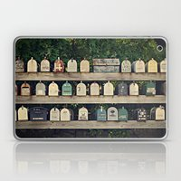 Mailboxes Laptop & iPad Skin