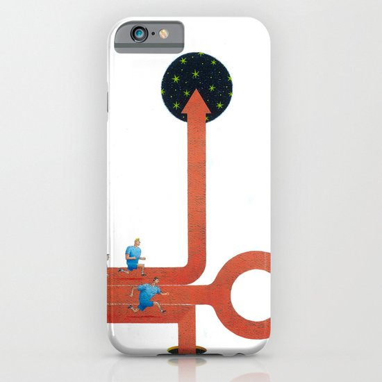 Race iPhone & iPod Case