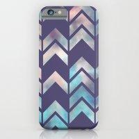Chevron Dream 2 (Plum) iPhone 6 Slim Case