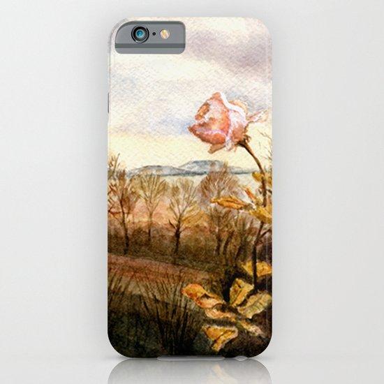 Autumn at the Lake Balaton iPhone & iPod Case