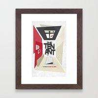 The Tenant Framed Art Print