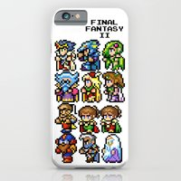 Final Fantasy II Characters iPhone 6 Slim Case