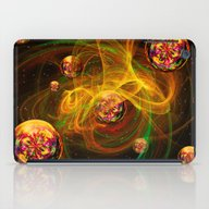 Chaos Creating Universe … iPad Case