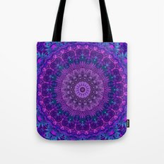 Harmony in Purple Tote Bag