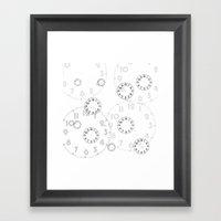 Time For Time  Framed Art Print