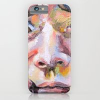 iPhone & iPod Case featuring Inferno II by Rachel Deane