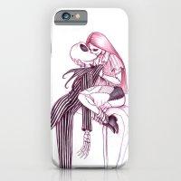 Tombstone Kiss iPhone 6 Slim Case