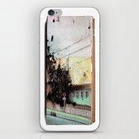 Meanwhile.. Landscape IV iPhone & iPod Skin