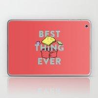 Best thing ever Laptop & iPad Skin