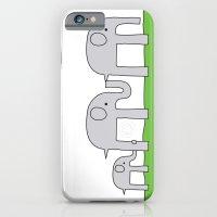 Elephant Family iPhone 6 Slim Case