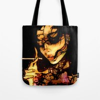 Apology Gurl Tote Bag