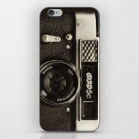 FED 5   Vintage Camera iPhone & iPod Skin