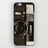 FED 5 | Vintage Camera iPhone & iPod Skin