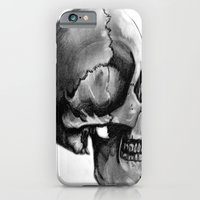 iPhone & iPod Case featuring Skull 2 by Kr_design