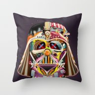 Throw Pillow featuring DAD by Mathis Rekowski