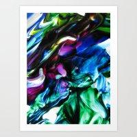Vitreous Art Print