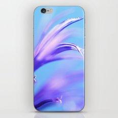 flower dance III iPhone & iPod Skin