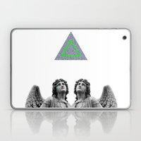 ⊕ Green Angels ⊕ Laptop & iPad Skin