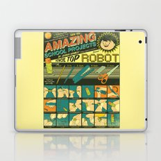 Amazing School Projects Laptop & iPad Skin