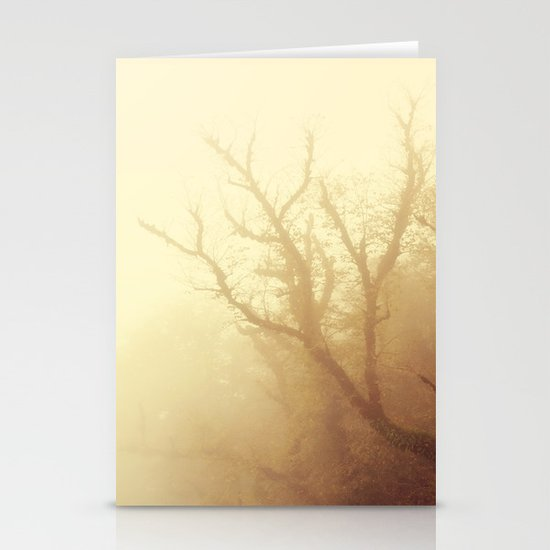 Mystic Stationery Card
