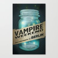 VAMPIRE WEEKEND Canvas Print