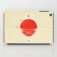 Japan Relief Poster/all … iPad Case