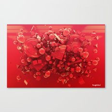 In Session Canvas Print
