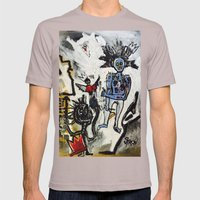 Destruction of Radiance Mens Fitted Tee Cinder SMALL