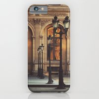 iPhone & iPod Case featuring Paris lights by Nina's clicks