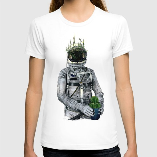 Cacti | Spaceman No:1 T-shirt