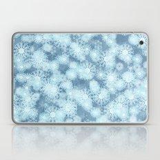 snow storm Laptop & iPad Skin