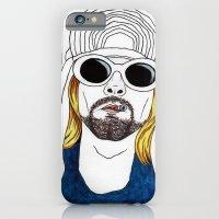 Blue is sad iPhone 6 Slim Case