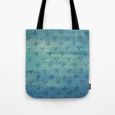 Ocean Blue Tote Bag