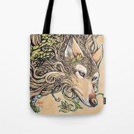 Dog Of The Mountain - Ho… Tote Bag