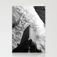 Metropolis - New York Ci… Stationery Cards