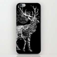 Deer Wanderlust iPhone & iPod Skin