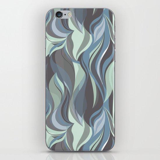 northern sky iPhone & iPod Skin