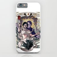 iPhone & iPod Case featuring Designing Will Graham by tumblebuggie