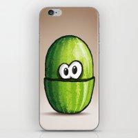 WATERMELON | SANDIA iPhone & iPod Skin