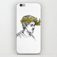 Golden Crown iPhone & iPod Skin