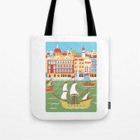 Canal Grande Tote Bag
