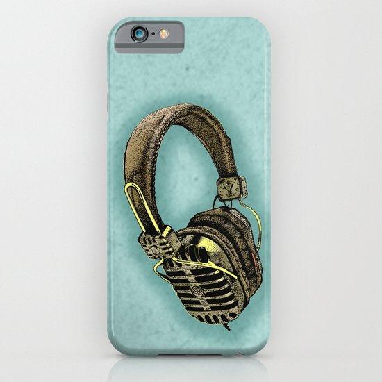 HEAD PHONE iPhone & iPod Case