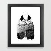 Frontier Framed Art Print