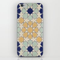 Oriental dream #3 iPhone & iPod Skin