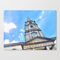 Christchurch Cathedral, Waterford City, Ireland Canvas Print