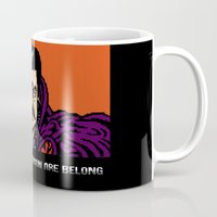 All your bacon are belong to me Mug
