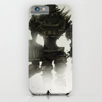 iPhone & iPod Case featuring Looming by Justin Currie