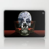 Room Skull Laptop & iPad Skin